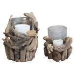 Driftwood Candles