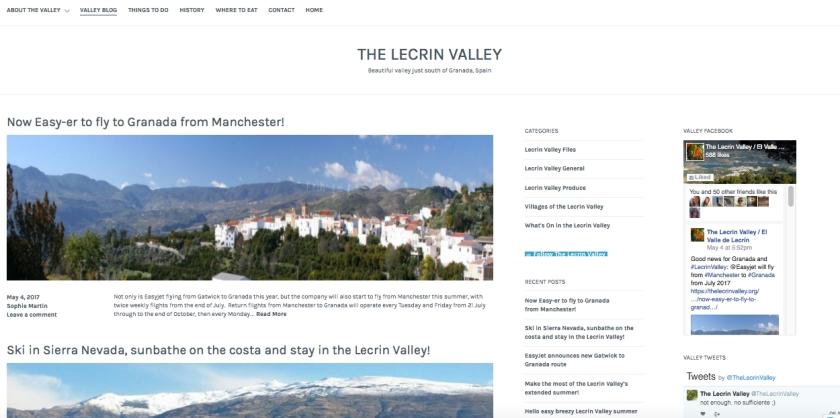 Lecrin Valley