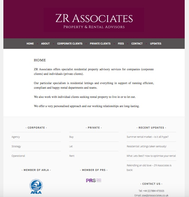 ZR Associates