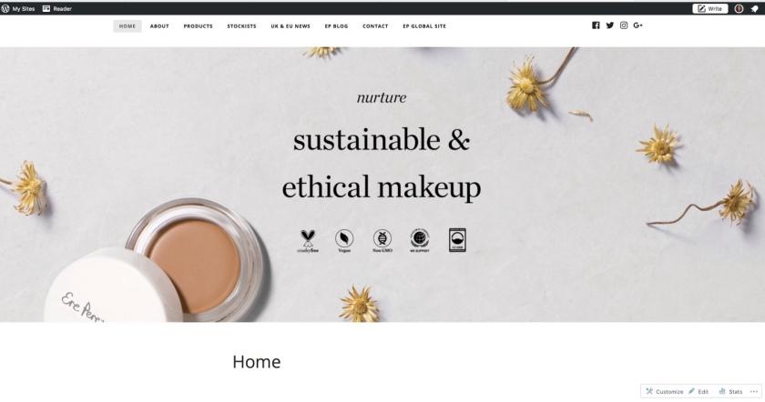 ereperez uk website